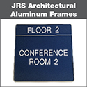 JRS Architectural Aluminum Holders
