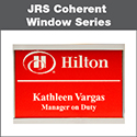 JRS Coherent Window Series
