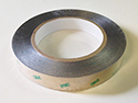 "Steel Tape 1"" x 100 Ft. with 3M Adhesive Backing"
