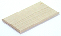 BF Woods 2 x 3-1/2 Refrigerator Magnet - Maple